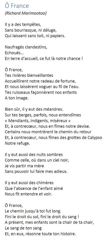 O France